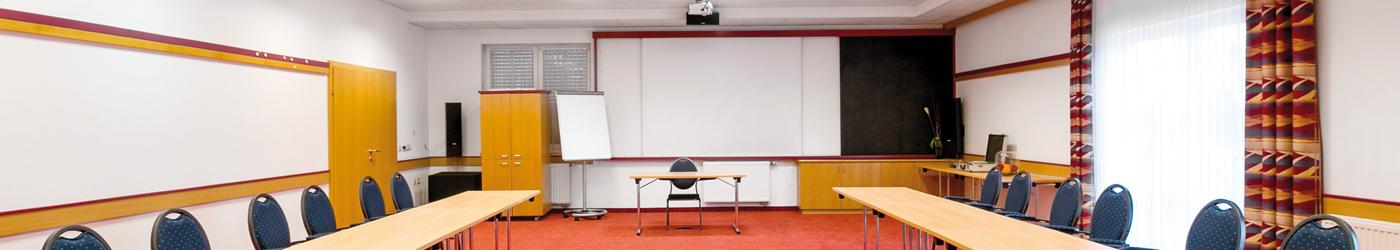 Grosser Seminarraum - Ausschnitt