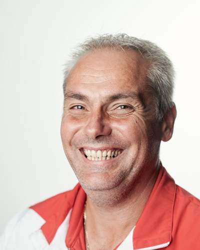 Tennistrainer Balasz Patonai