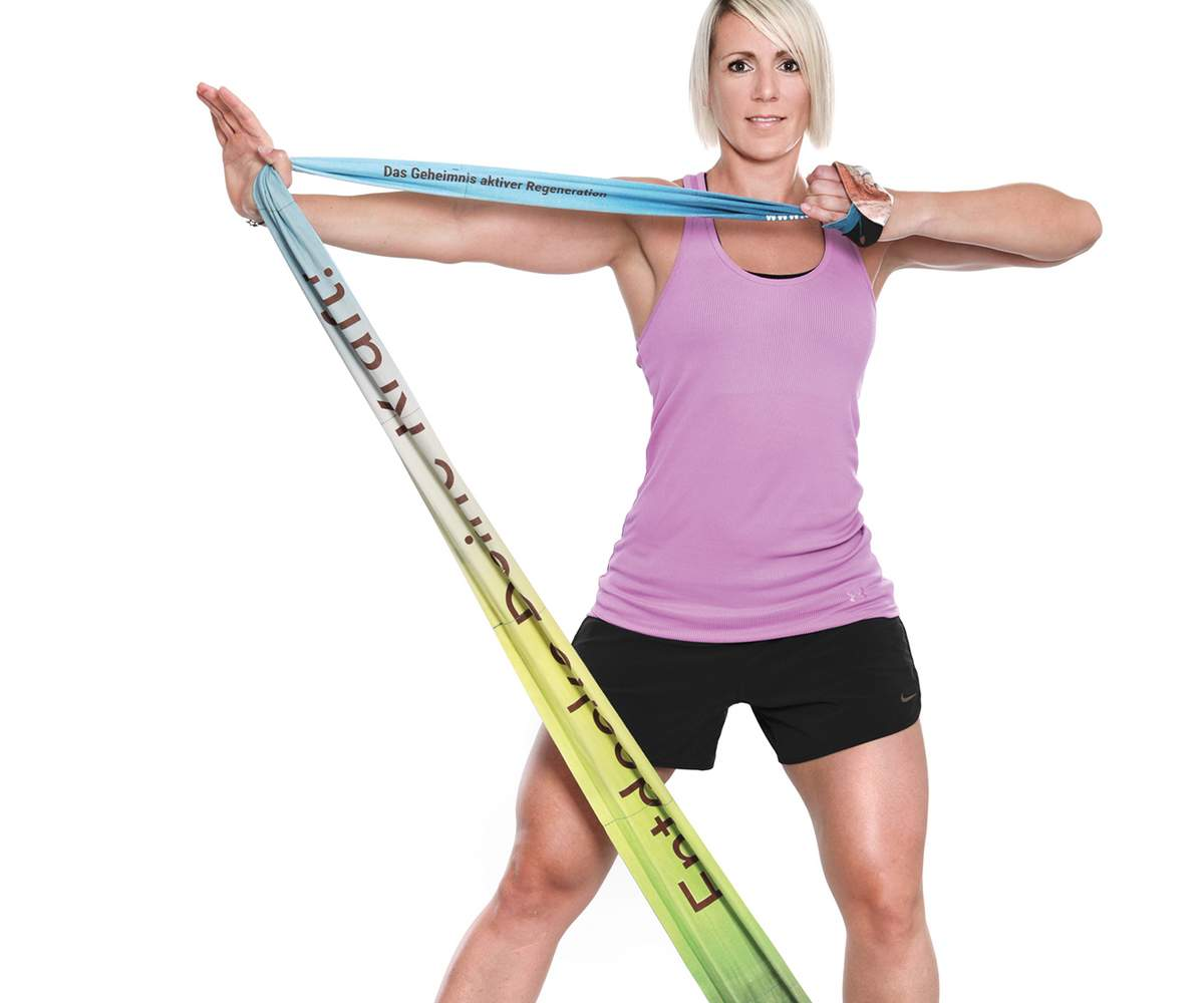 TSAR Trainerin Nicole Trimmel