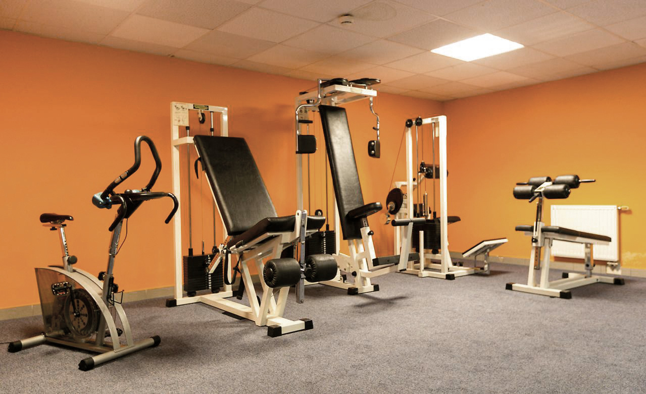 Fitnessraum Thermenhotel Kurz