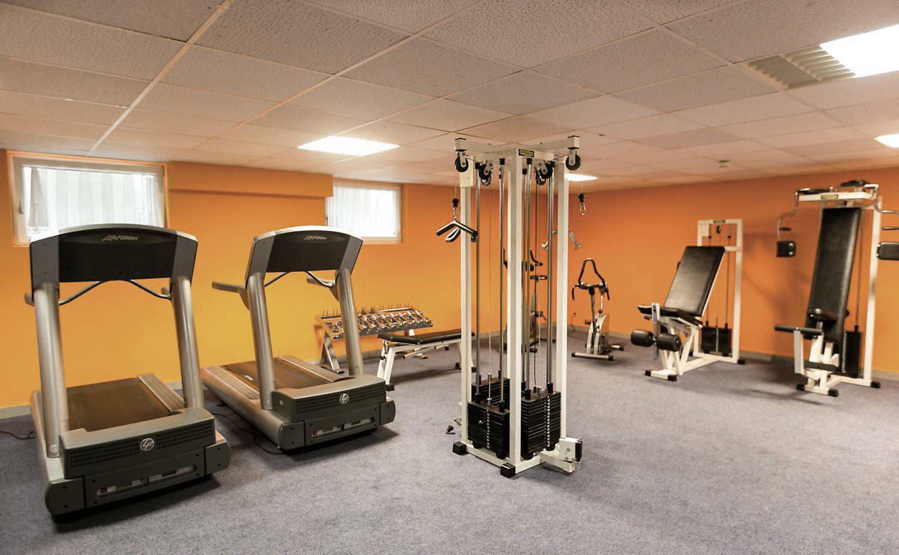 Fitnessstudio Thermenhotel Kurz