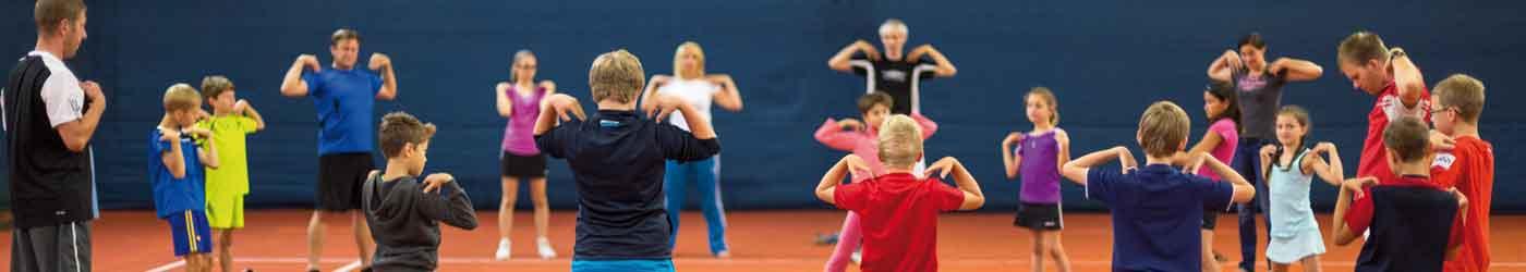 Kinder- & Jugendtennis im Sport-Hotel-Kurz