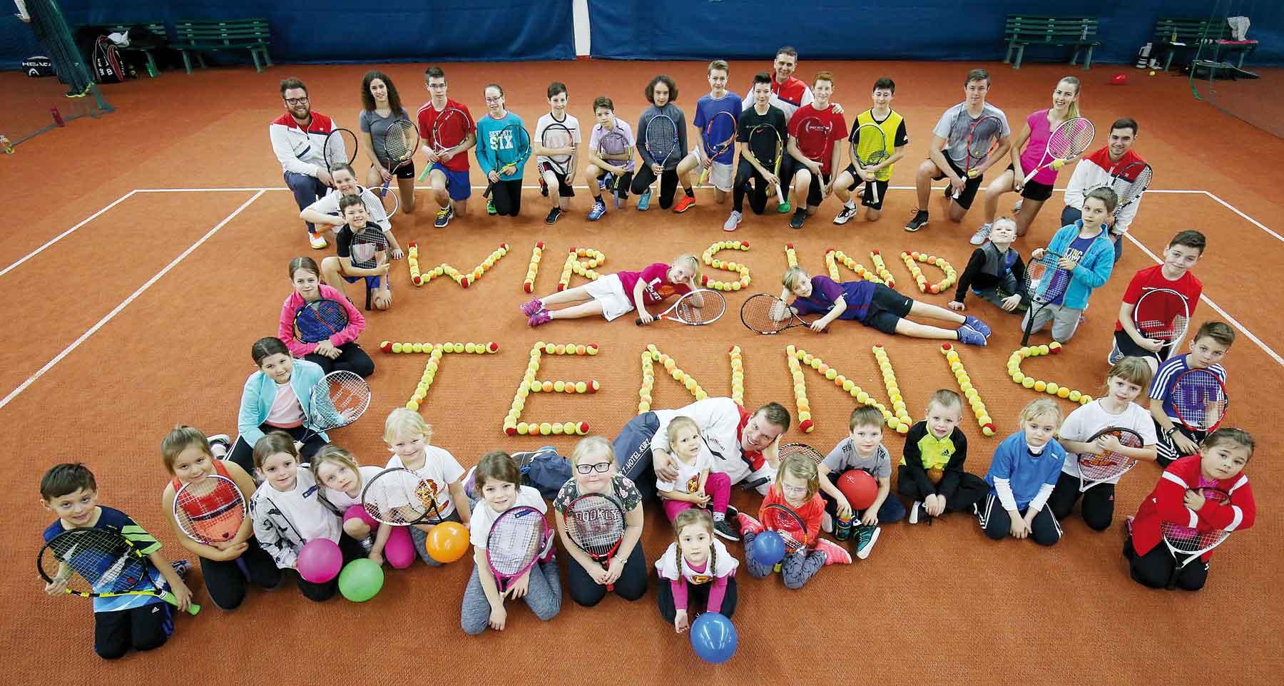 Wir sind Tennis! Sport-Hotel-Kurz Oberpullendorf optiamal für Kinder- & Jugendtennistraining