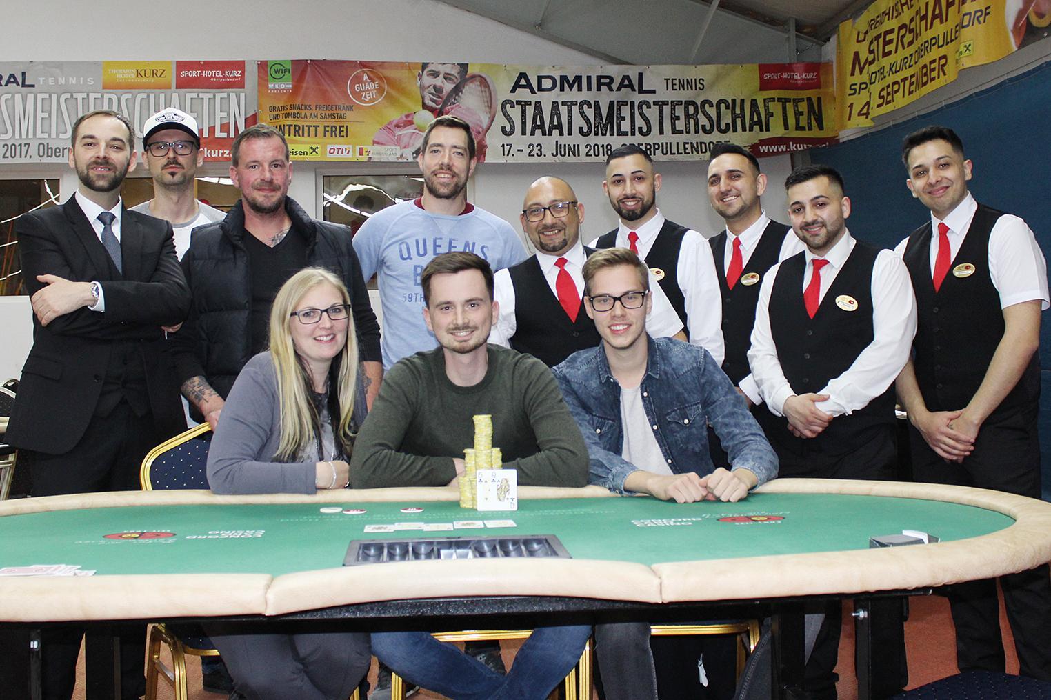 Pokerturnier am SuperFriday