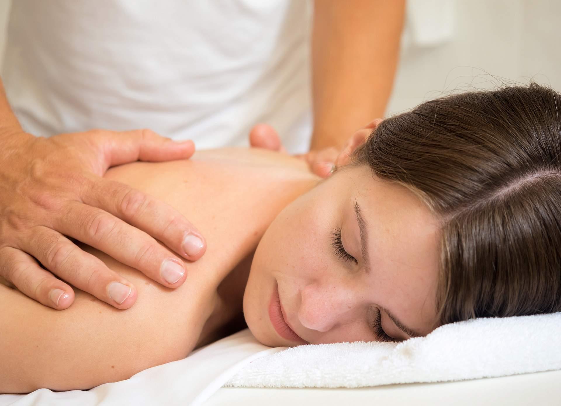 Massagenabgebote