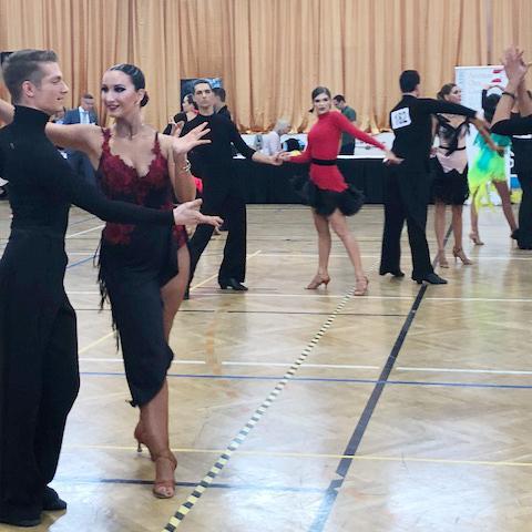 Tanzturnier im Sporthotel Kurz
