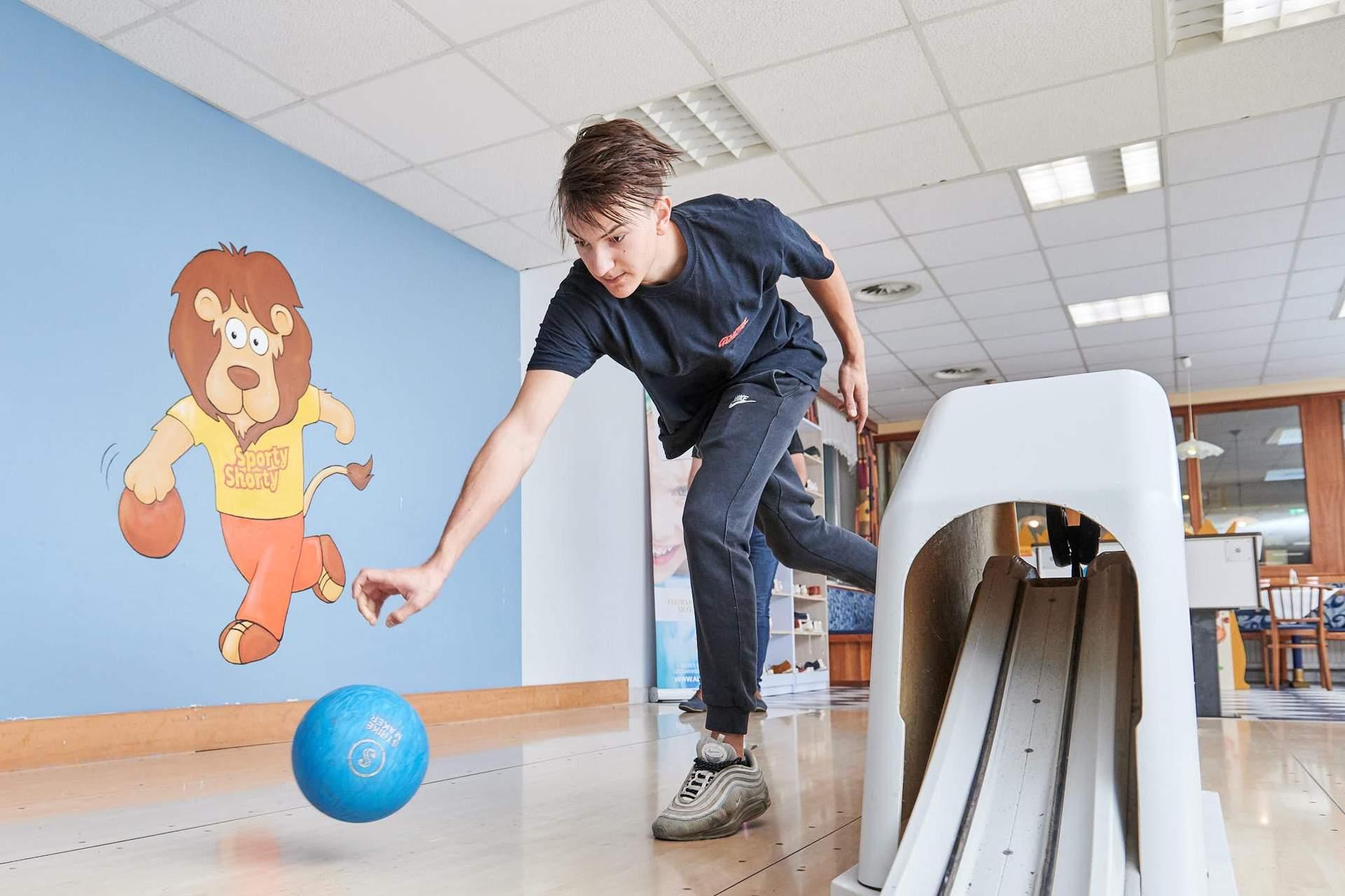 Bowling in Lutzmannsburg
