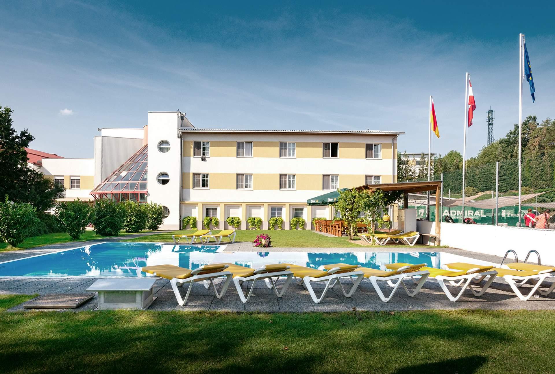 Sporthotel Kurz mit Swimmingpool