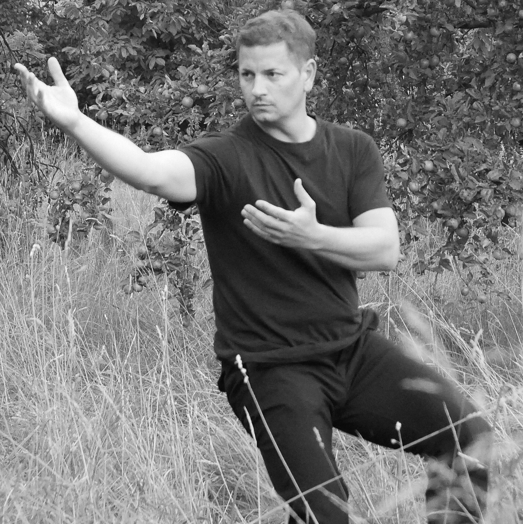 Tai Chi Trainer Peter Reidinger