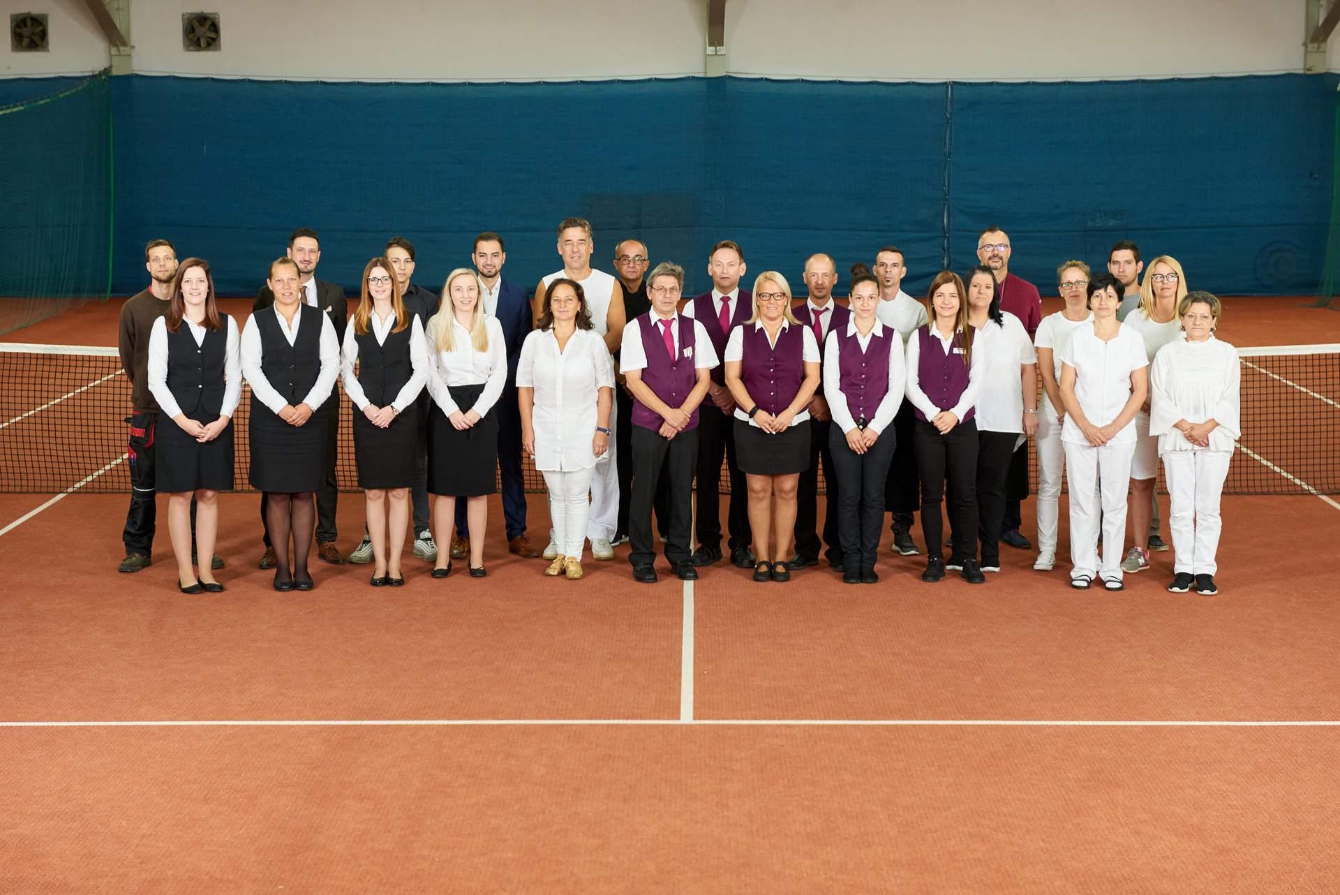 Lutzmannsburg Teamfoto