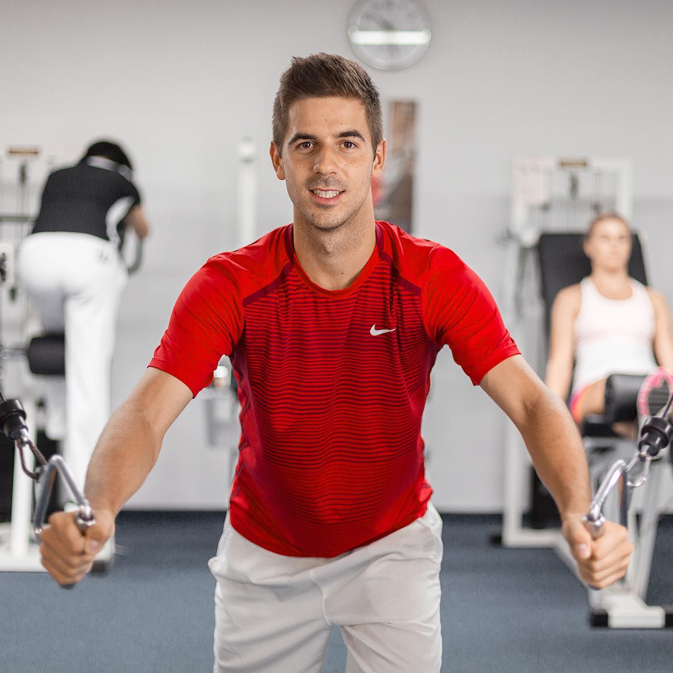 Multifunktional Fitnessgerät