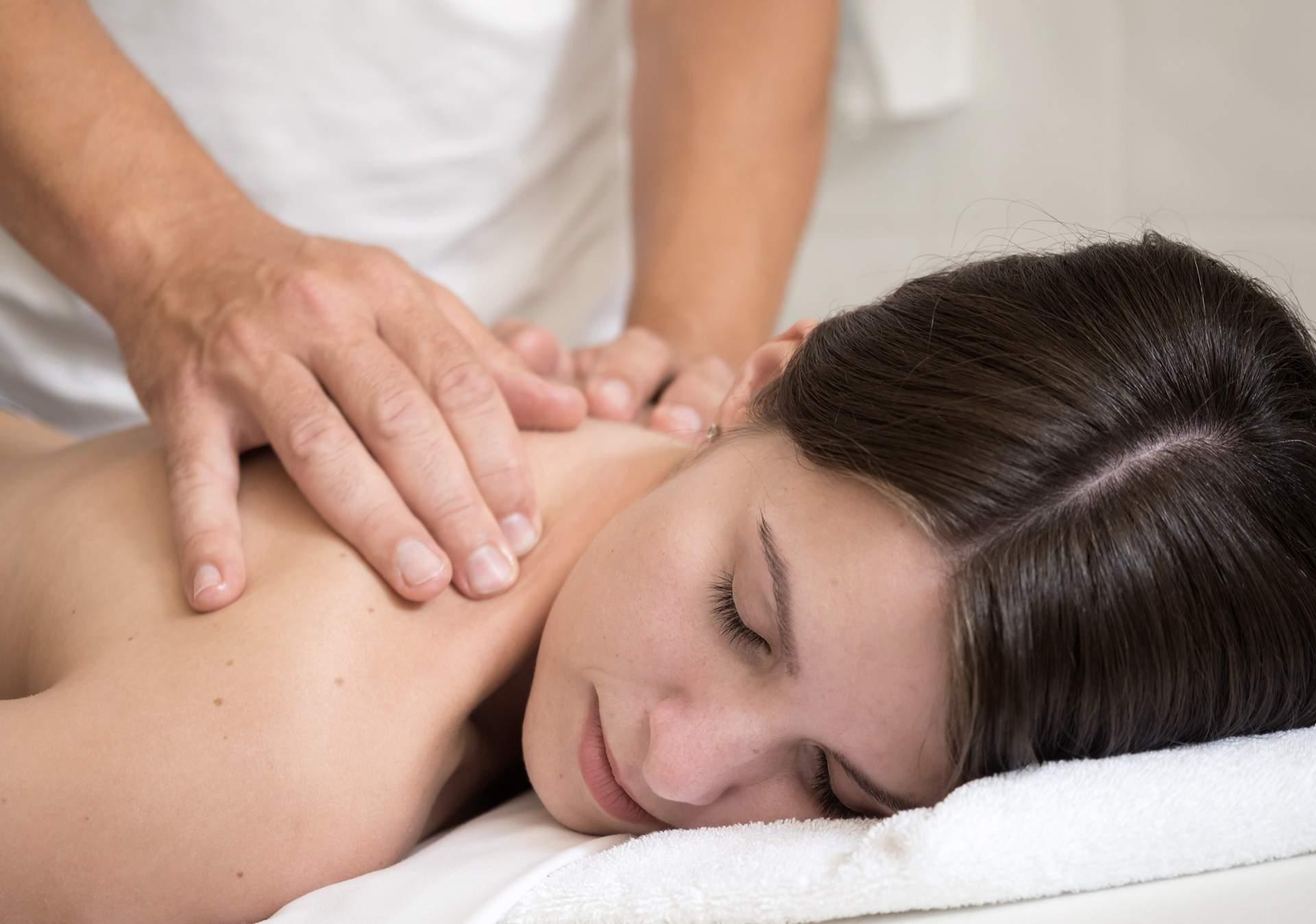 Entspannende Massagen aller Art