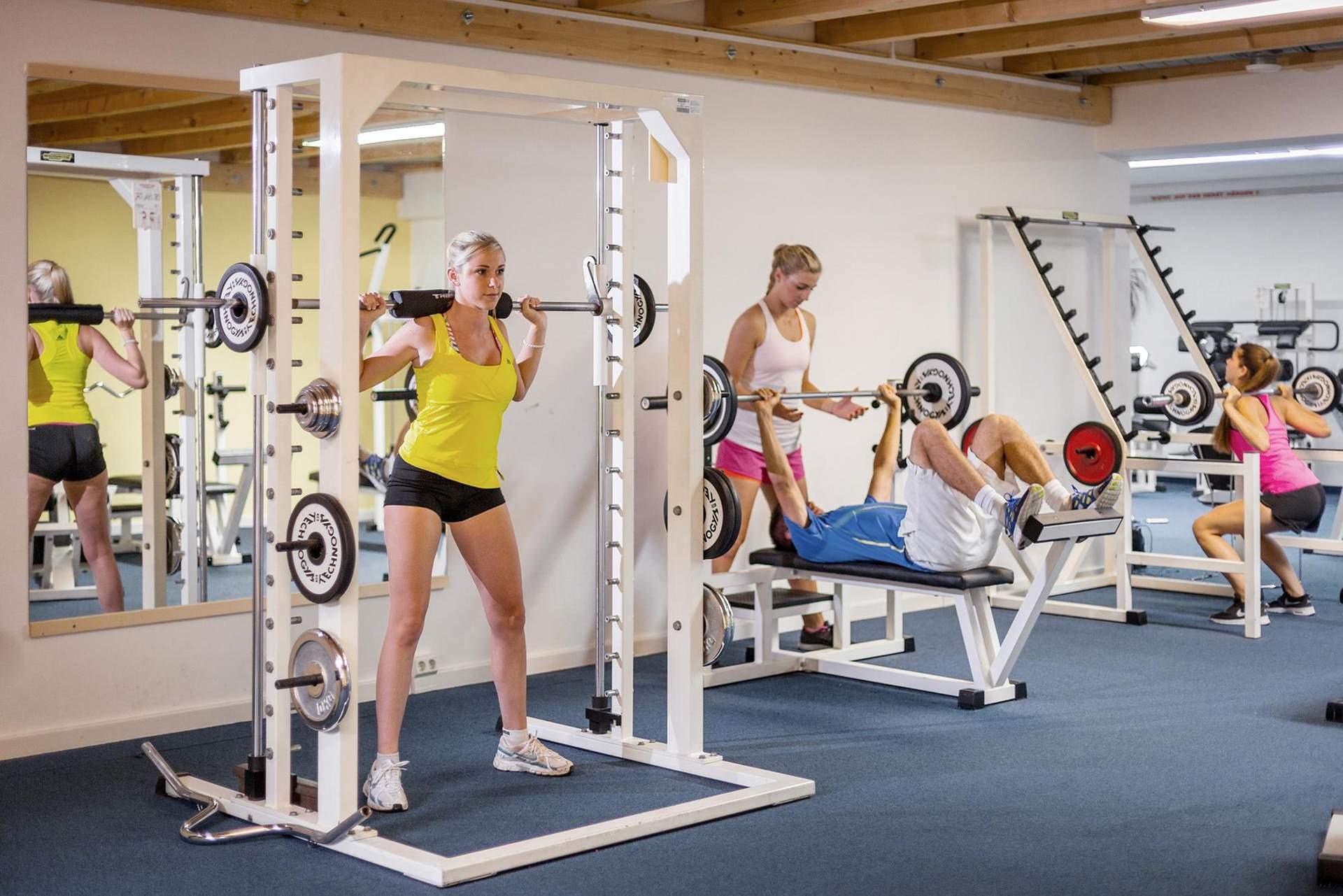 Training für alle Muskelgruppen