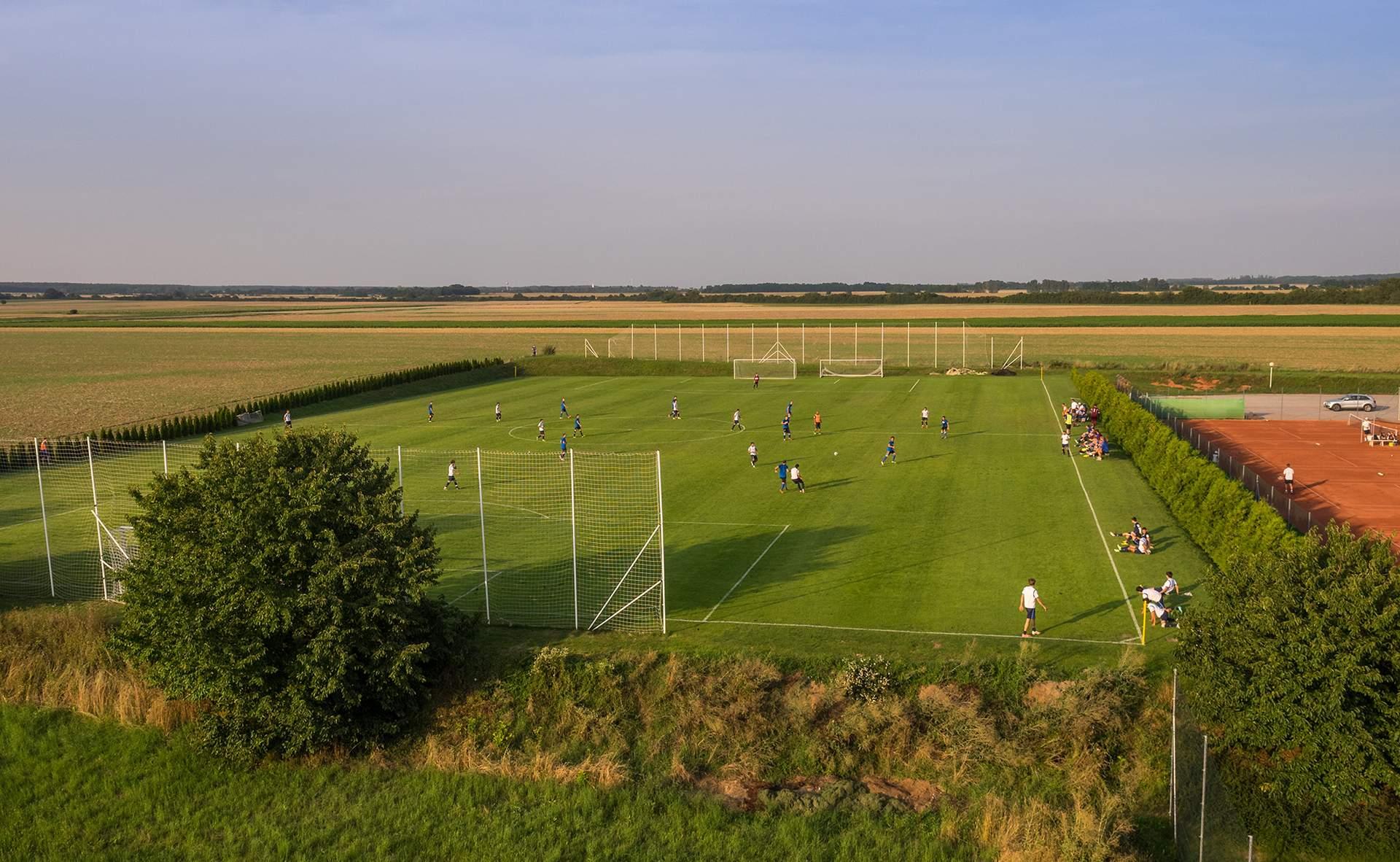 Fußballplatz Lutzmannsburg