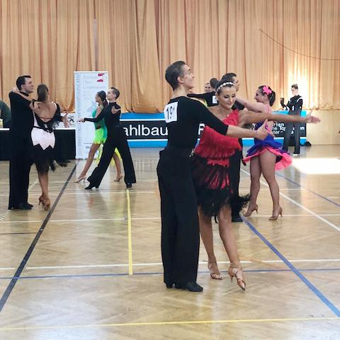 Int. Tanzturnier im Sporthotel Kurz