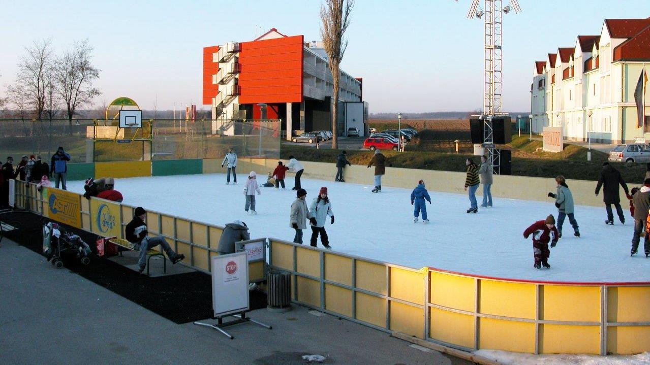 Eislaufplatz Lutzmannsburg