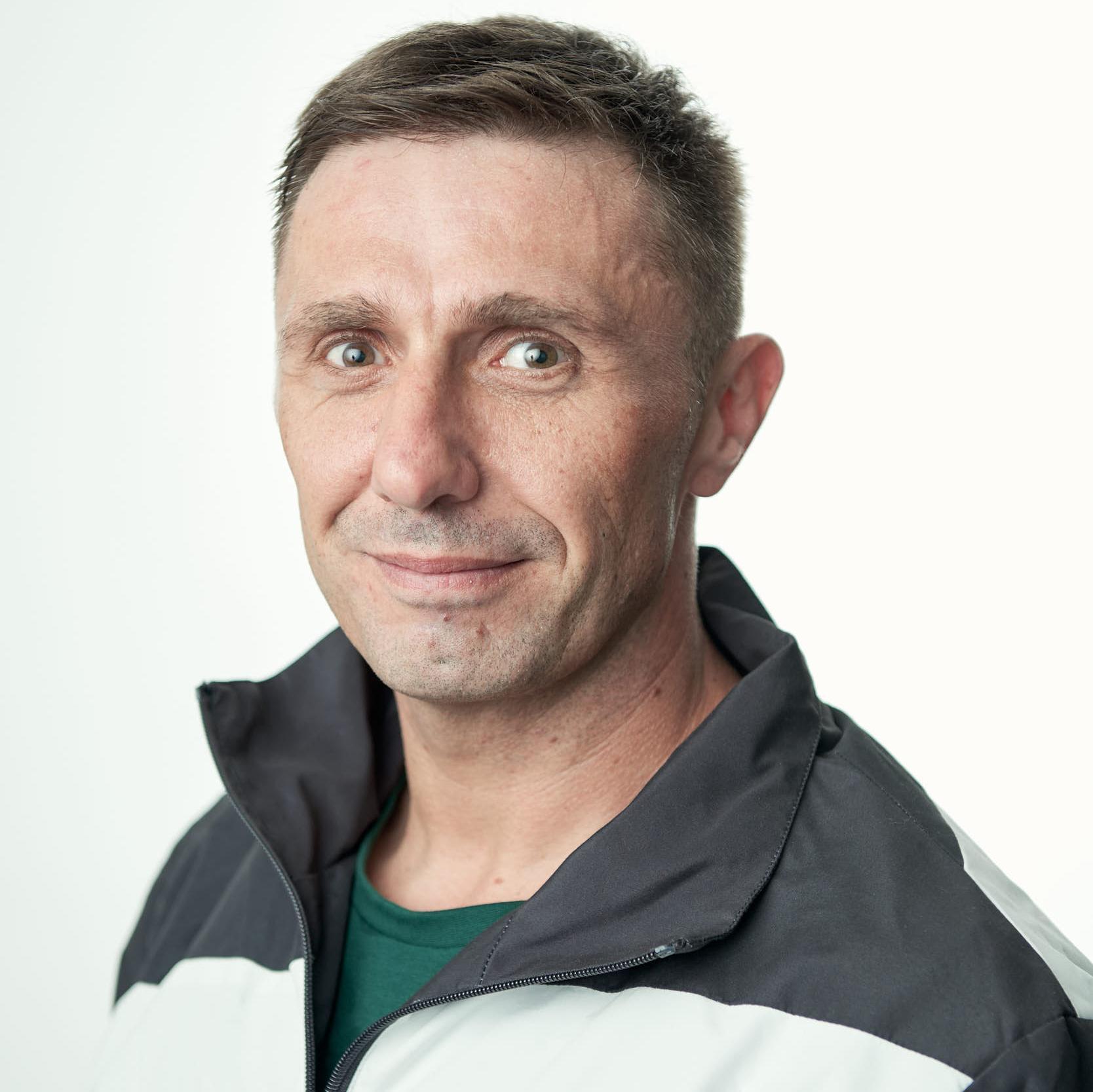 Fitnesstrainer Alexander Wenninger