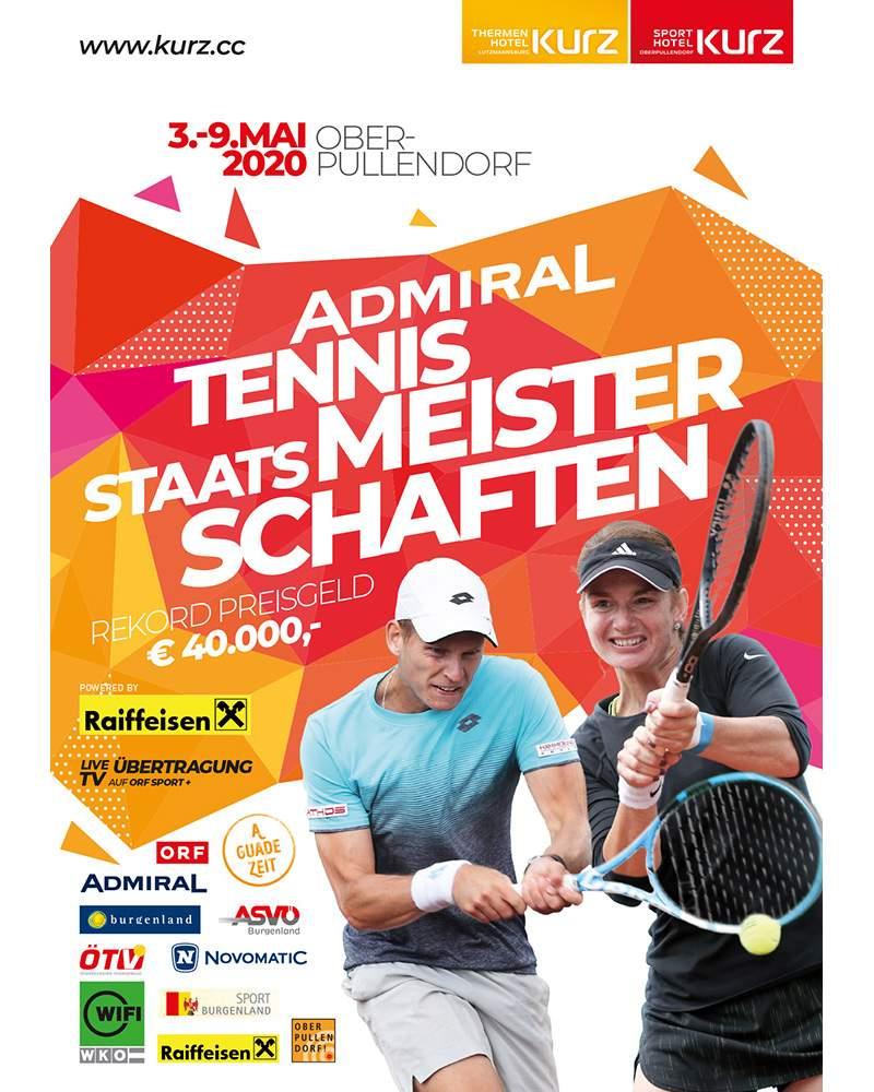 ADMIRAL Tennis Staatsmeisterschaften 2020