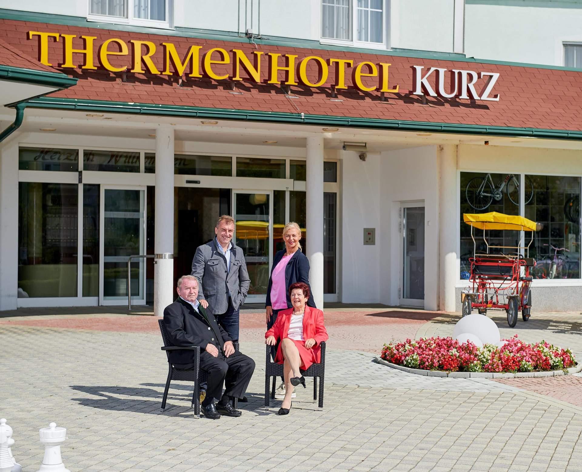 Geschäftsführung Kurz Hotels