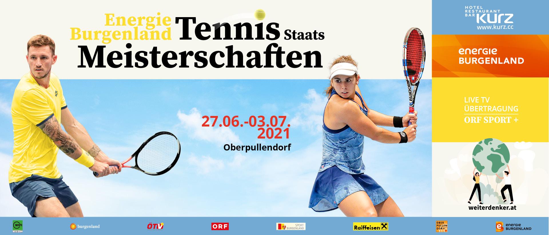 Energie Burgenland Tennis Staatsmeisterschaften 2021