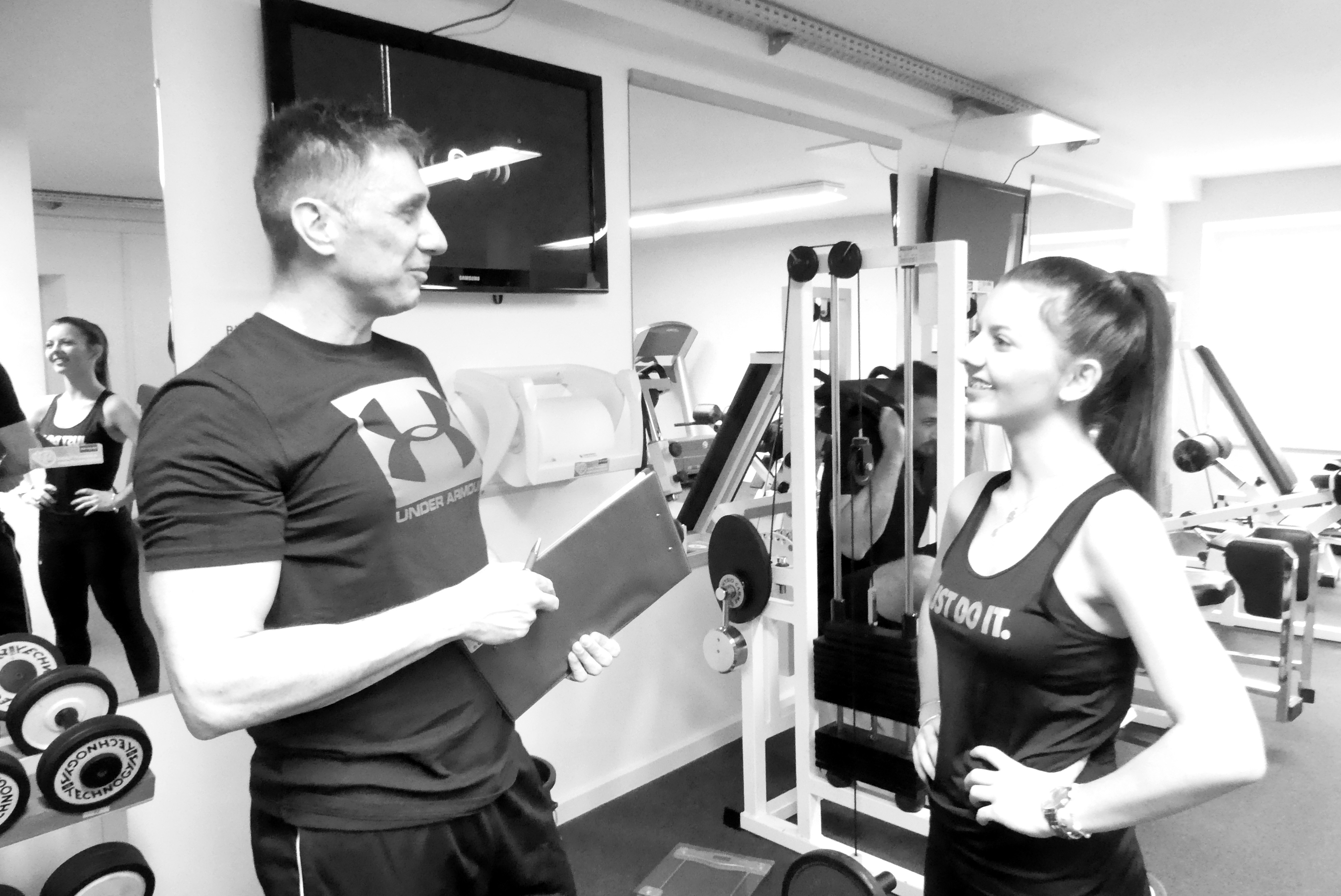 Fitnessgeräte kennenlernen